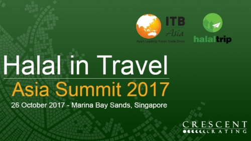 Asia Summit 2017: HalalTrip In Partnership With ITB Asia