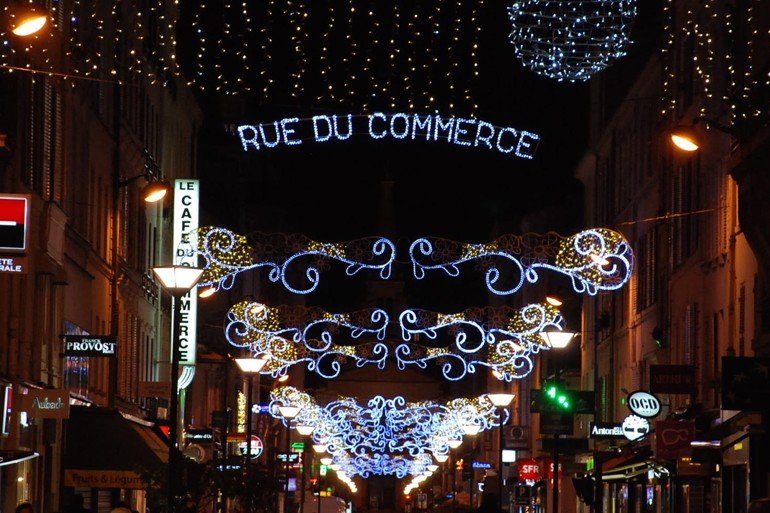 Top places to shop till you drop in paris shopping in paris - Rue du commerce literie ...