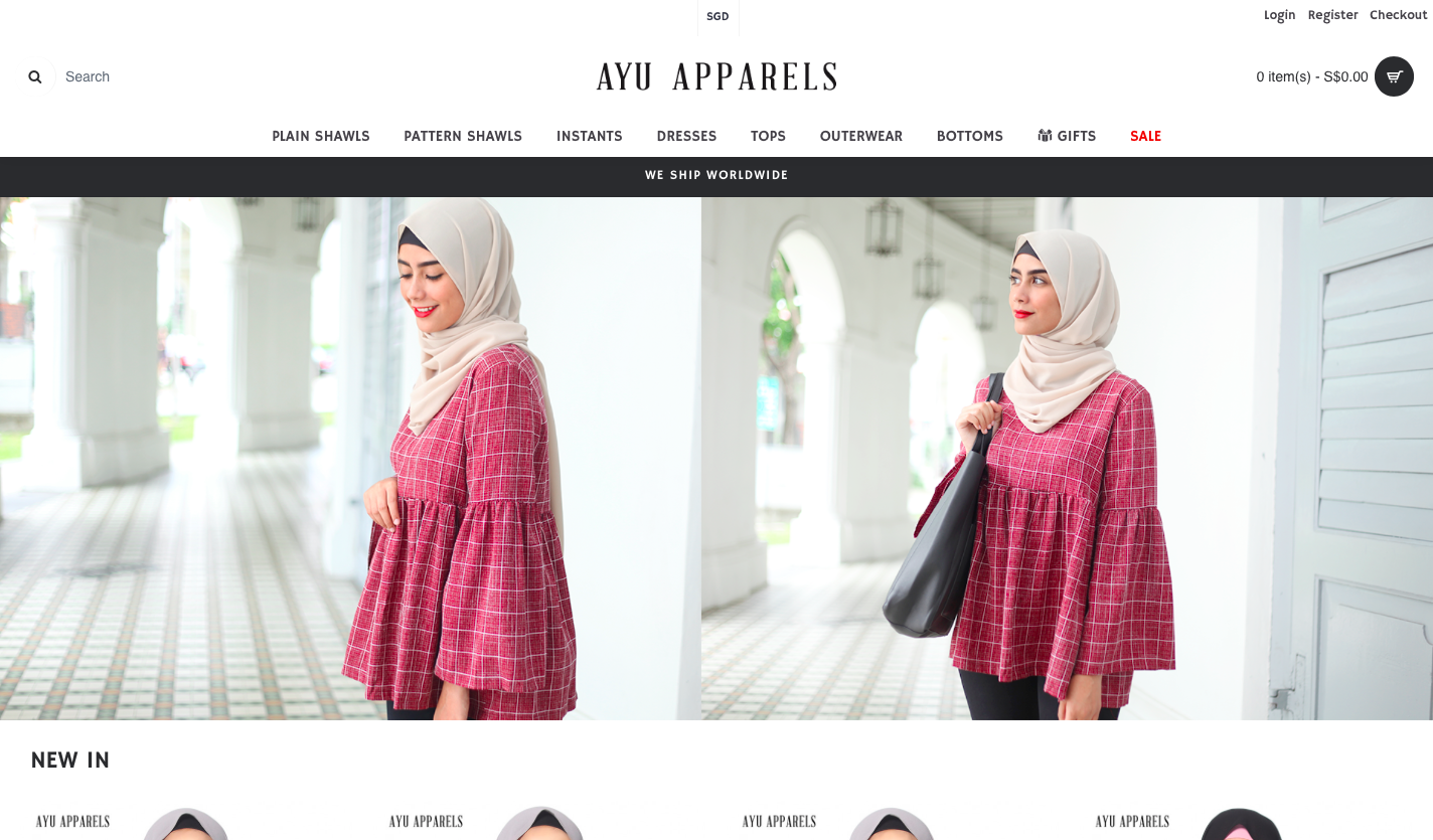 Buy Hijab stylish online singapore picture trends