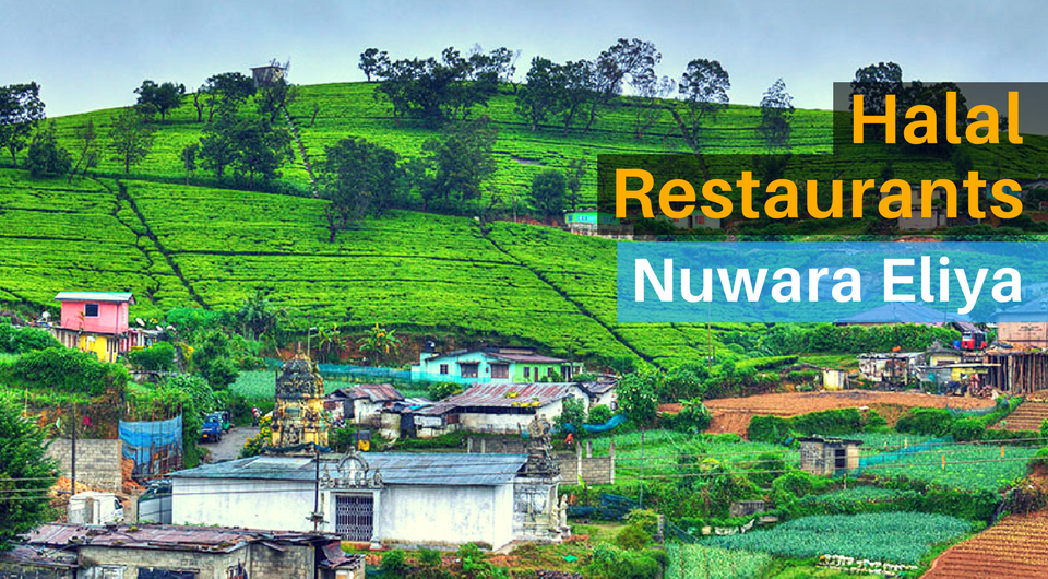 The Best 8 Halal Restaurants in Nuwara Eliya, Sri Lanka