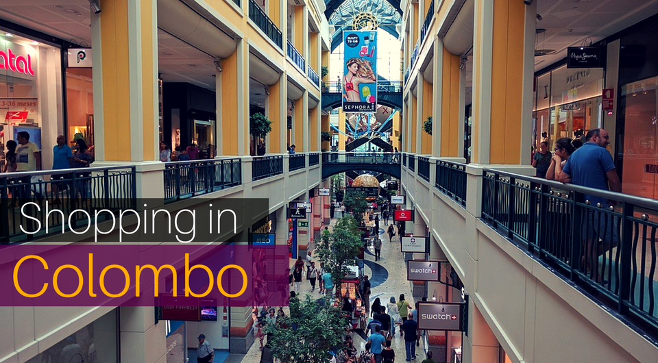 The Top 10 Places to Shop in Colombo