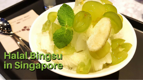 5 Places to Get Muslim-Friendly Bingsu in Singapore