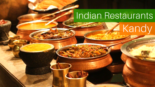 Top 5 Halal Indian Restaurants in Kandy, Sri Lanka