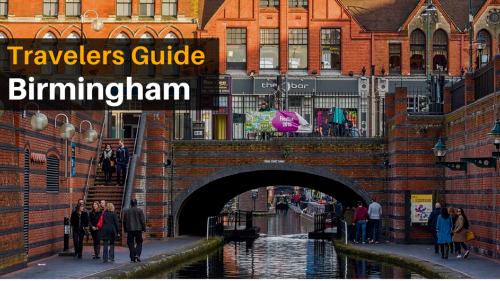 A Muslim Traveler's Guide to Birmingham City, UK