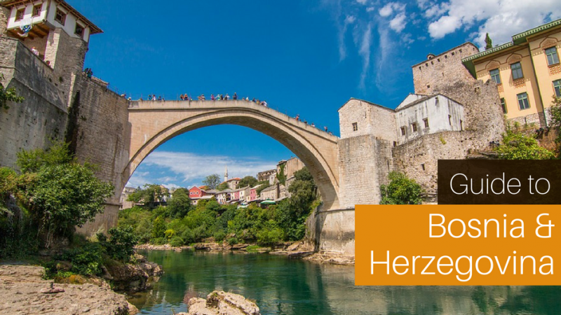 Muslim Travelers Guide To Bosnia Herzegovina Halal Trip To Bosnia