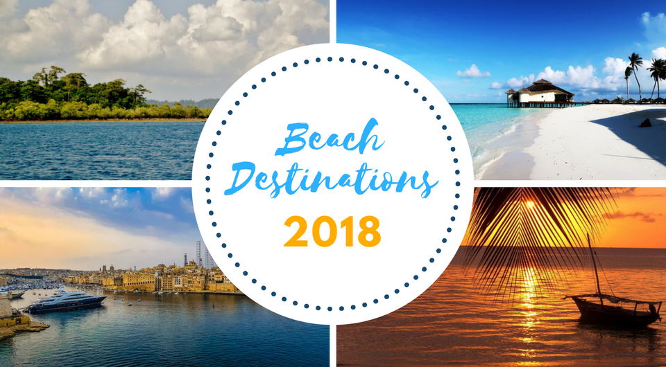 7 best beach destinations to travel in january 2018 for Where to vacation in january
