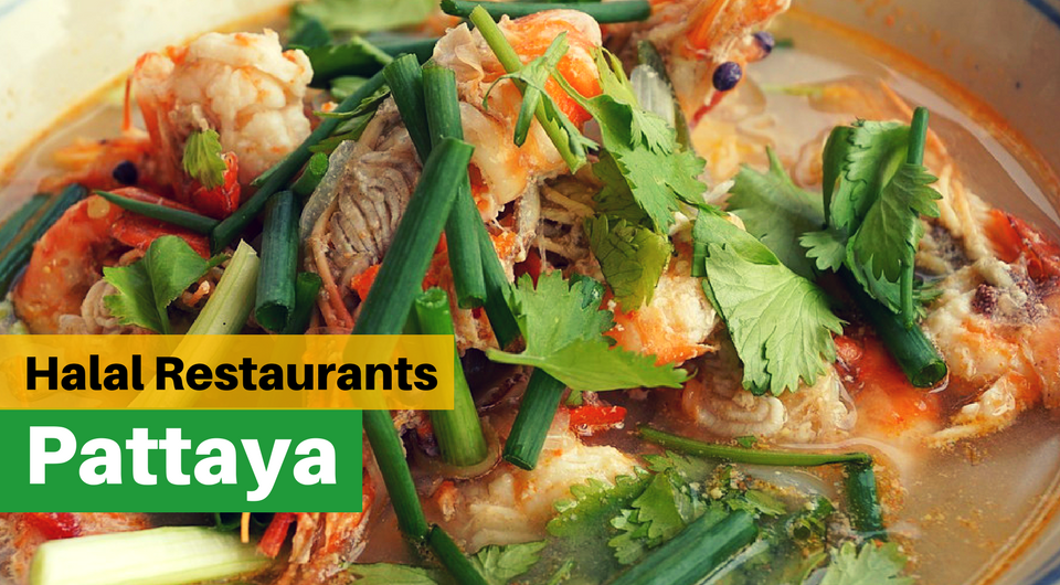 The 5 Best Halal Restaurants in Pattaya, Thailand