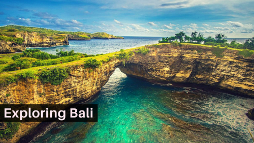 A Muslim Traveler's Guide to Bali : Exploring Hidden Gems in Bali