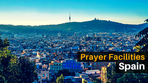 A Muslim's Guide to Prayer Facilities in Stunning Spain