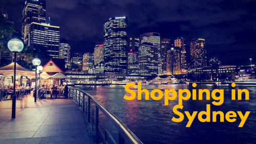 The Best 8 Places to Shop in Sydney