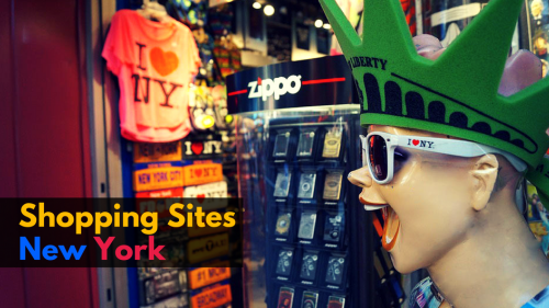 7 Best Shopping Sites in New York