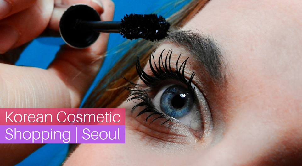 Top 5 Places in Seoul to Shop for Korean Cosmetics