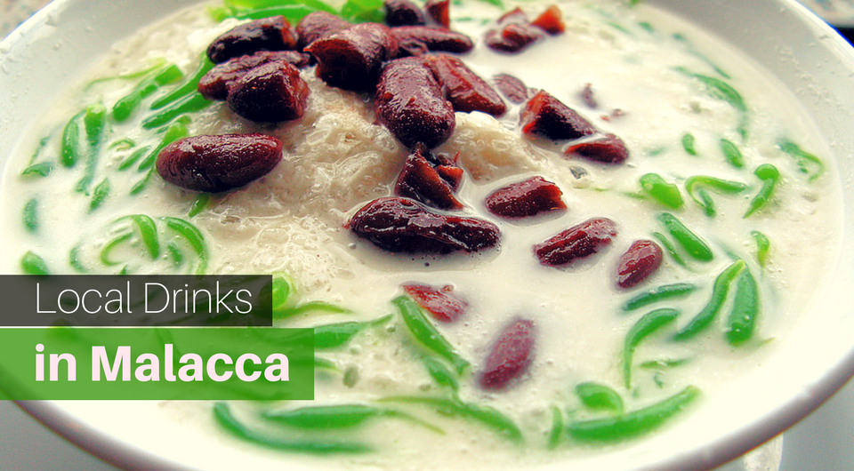 7 Local Thirst Quenchers to try when in Malacca, Malaysia