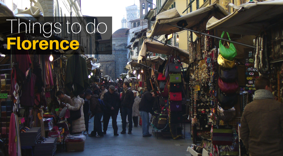 Top 7 Things to do in Florence