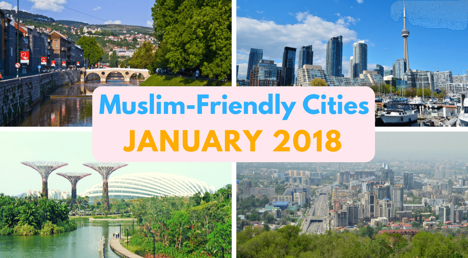 5 Best Muslim-Friendly Cities to Travel in January
