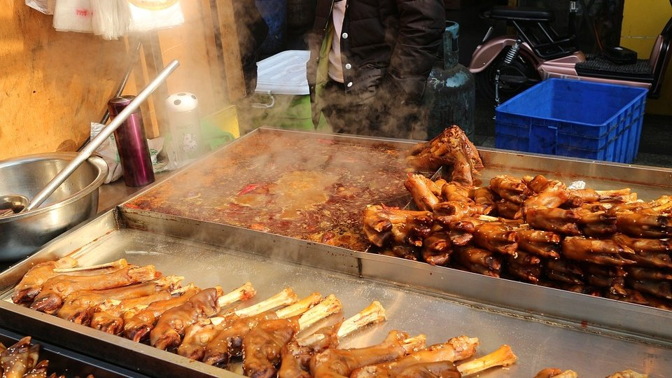 5 Halal Chinese Dishes you Must Try in XiAn