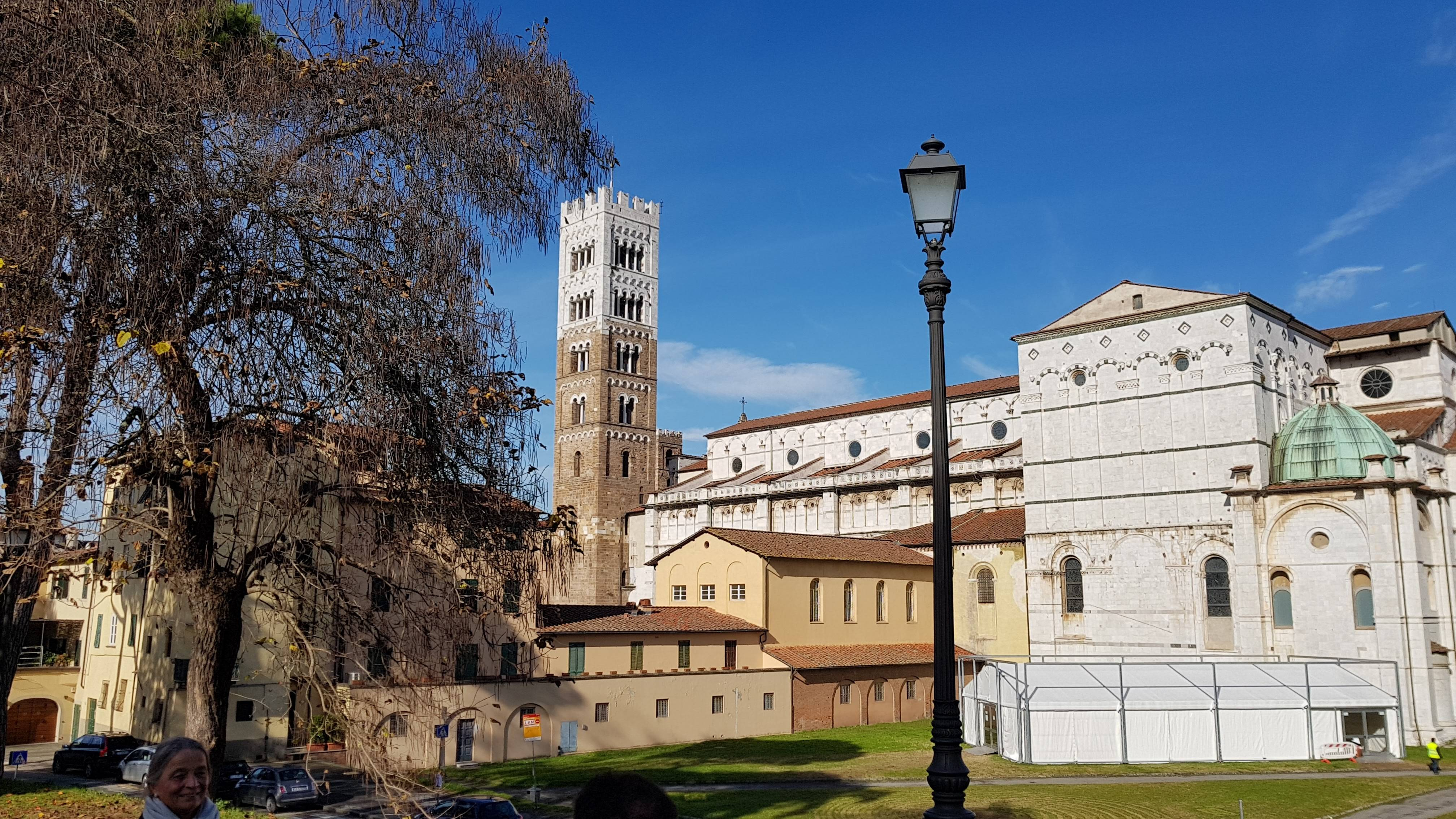 Muslim Traveler's guide to Lucca, Italy [Halal Holiday in Italy]