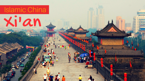 Experience Islamic China in Xi'an