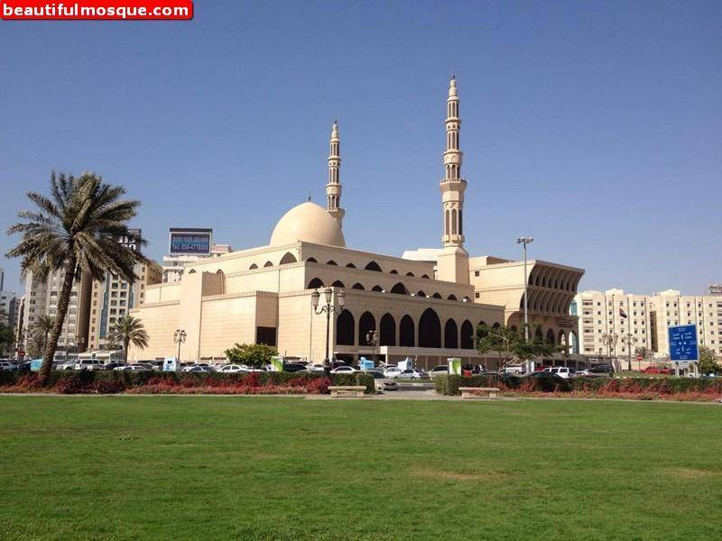 14 Beautiful Mosques Of The Uae Find Prayer Places And