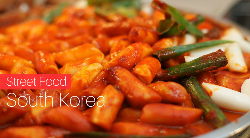 Street Food in South Korea - A Muslim Traveler's Guide