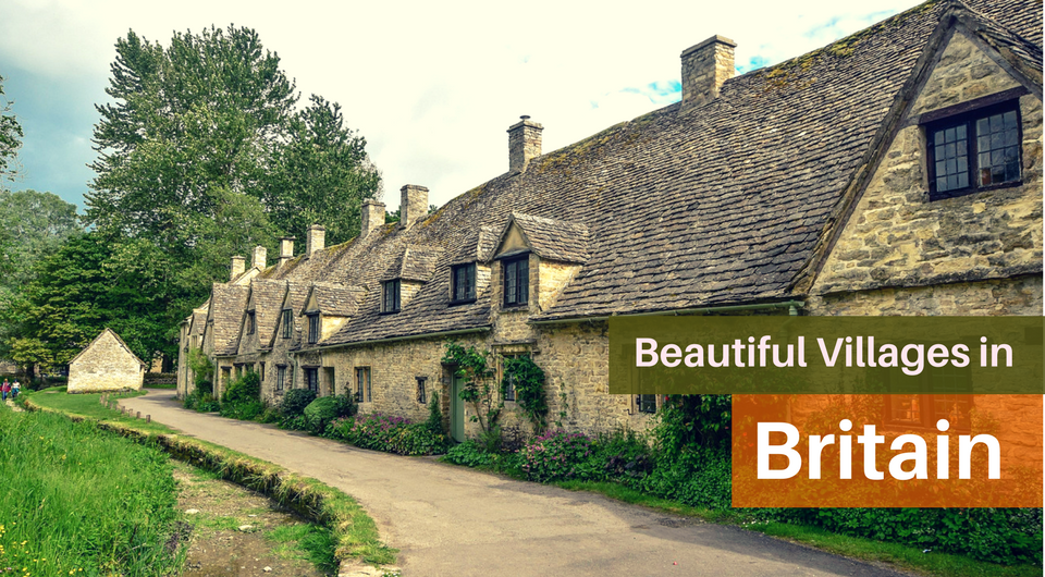 5 Beautiful Villages in Britain