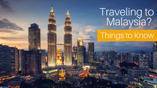 9 Things to Know Before your Trip to Malaysia