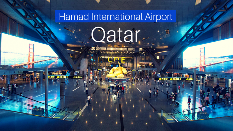 Hotels Near Qatar Airport