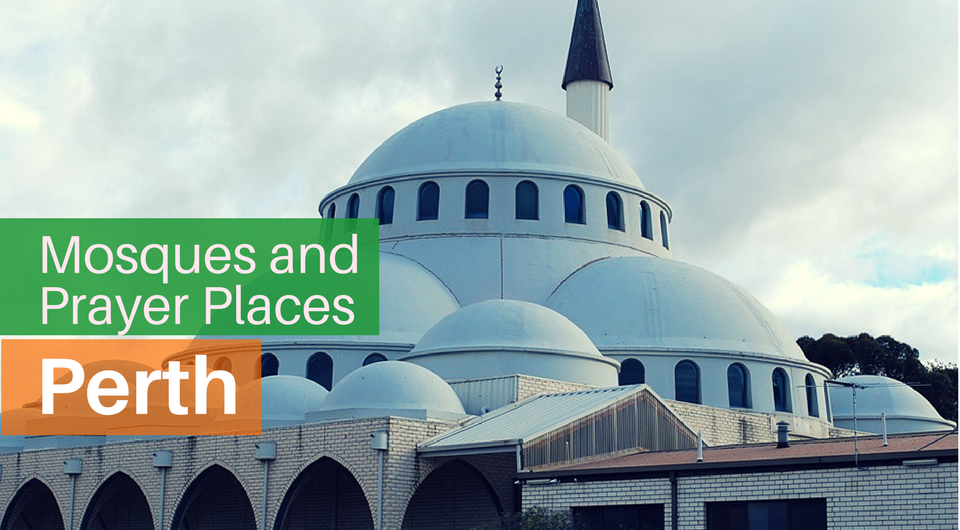 Finding Mosques in Perth