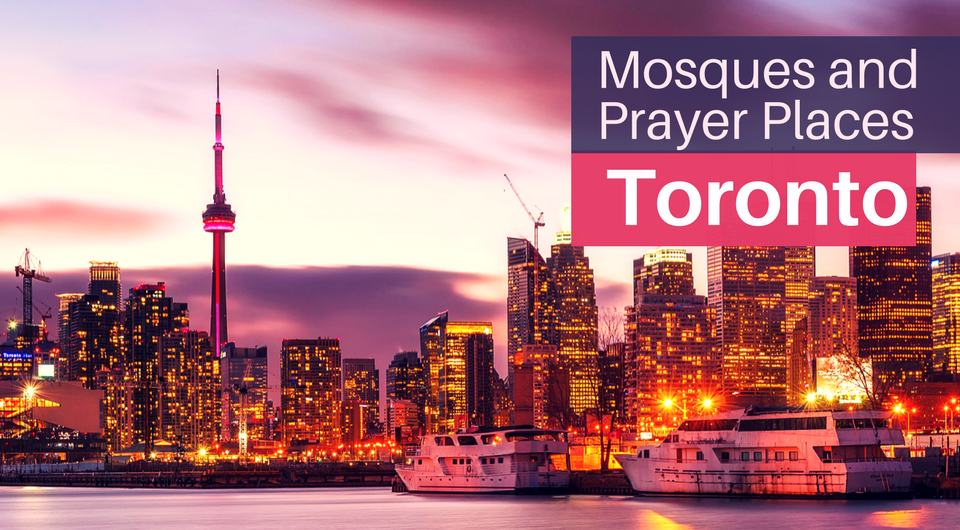 Finding Mosques Near You in Toronto