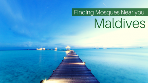 Finding Mosques Near You in Maldives