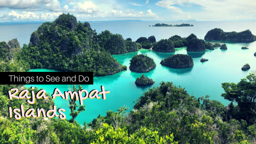 5 Things to See and Do in Raja Ampat Islands