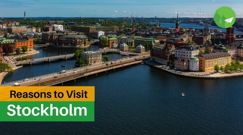 7 Reasons Why You Should Book Your Next Holiday to Stockholm
