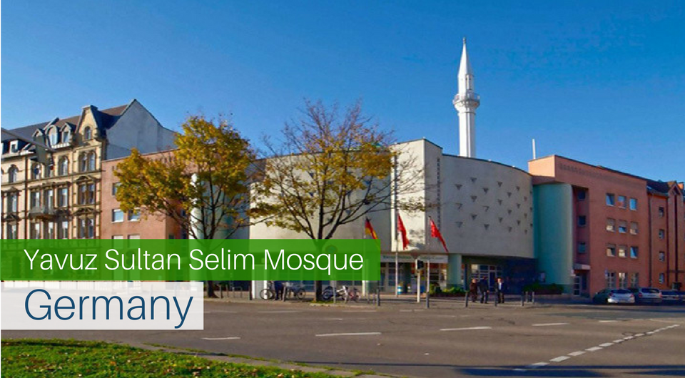 A Guide to Yavuz Sultan Selim Mosque in Germany