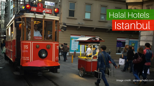 7 Halal Hotels in Istanbul