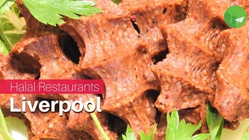 5 Halal Restaurants in Liverpool