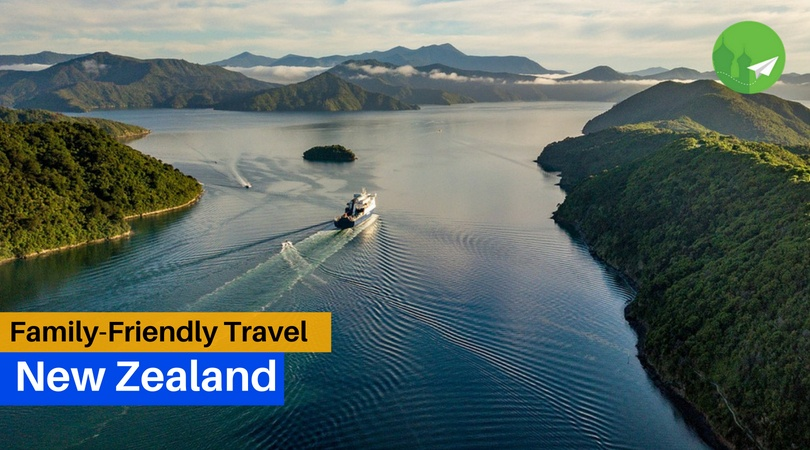 Top 5 Family-Friendly Activities in New Zealand