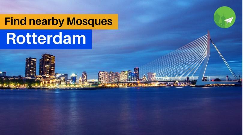 Find Mosques Near you in Rotterdam
