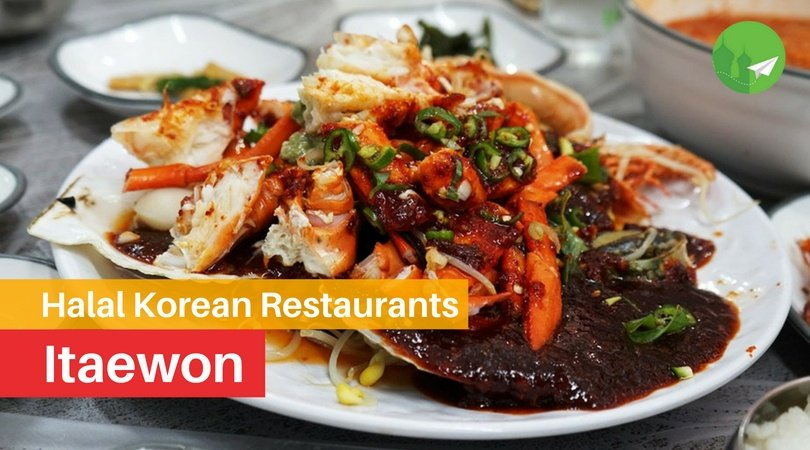 Top 5 Halal Korean Restaurants In Itaewon You MUST Try