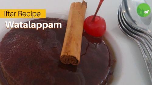 Watalappam: A Sri Lankan Dessert