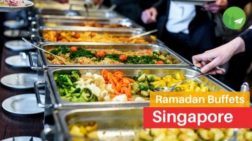 Top 10 Ramadan Buffets for your Makan Feast in Singapore