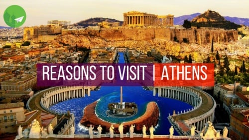 7 Reasons to Holiday in Athens