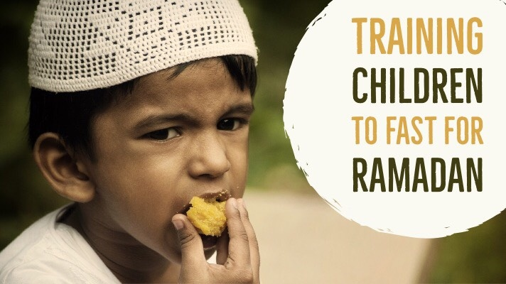 What Every Parent Should Know When Training Their Children To Fast This Ramadan