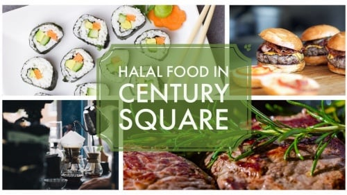 UPDATED: 14 Halal Restaurants In The New Century Square Mall That Will Get You Hooked