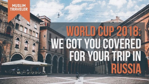 World Cup 2018: We've Got Just The Deets For Your Trip To Russia This Season Part 1
