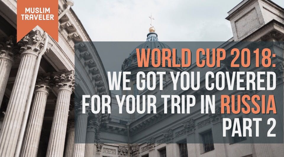 World Cup 2018: We've Got Just The Deets For Your Trip To Russia This Season Part 2