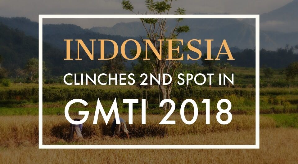 Indonesia Climbs to the 2nd Spot in GMTI 2018
