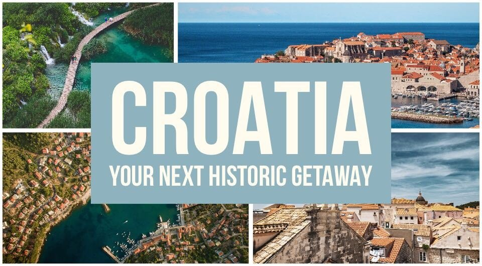 Could Croatia Be Your Next Historic Getaway? These 6 Croatian Islands Might Be The Reason Why