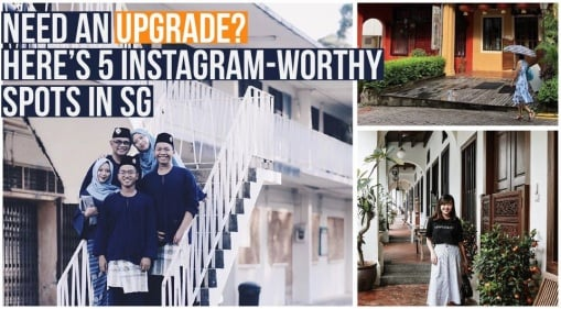 5 Most Instagram-Worthy Spots In Singapore To Up Your Game