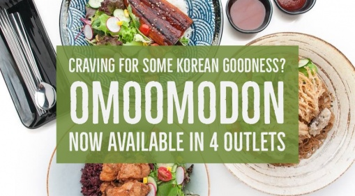 North, South, East, West! Omoomodon Is The Best! (4 Outlets Islandwide!)