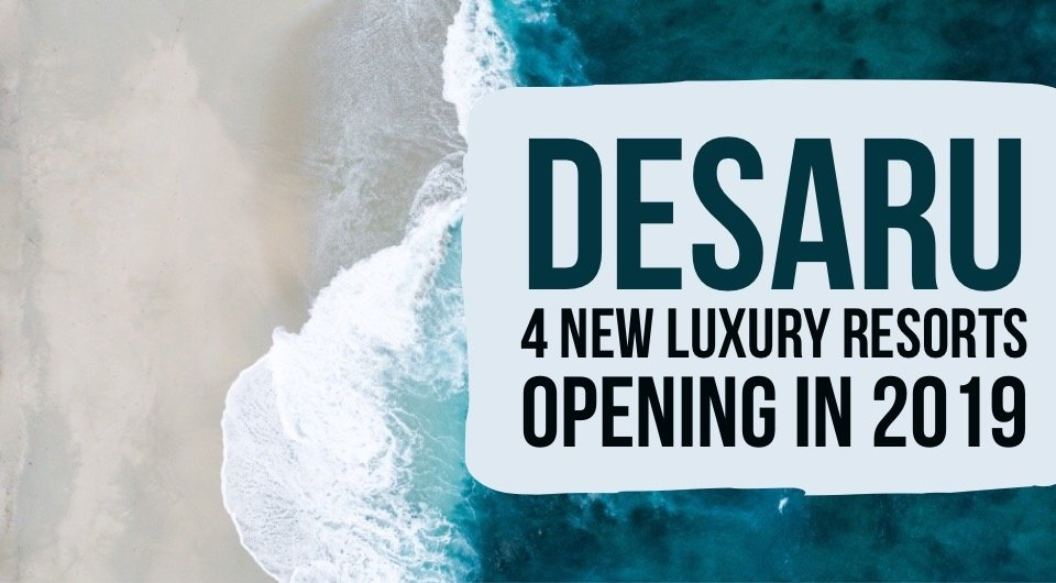 These 4 New Resorts Are Opening Its Doors at Desaru, Johor This 2019!